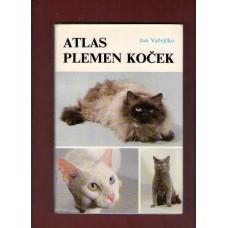 Vařejčko J. : Atlas plemen koček