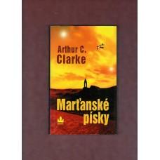 Clarke Arthur C. : Marťanské písky