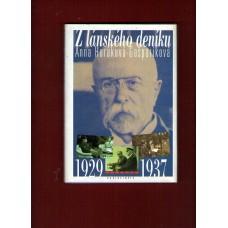 Horáková - Gašparíková A.: Z lánského deníku 1929 - 1937