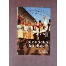 Nováček J. a Třetina K.: Slovácká kuchyně