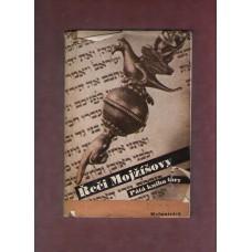 Řeči Mojžíšovy - Pátá kniha tory