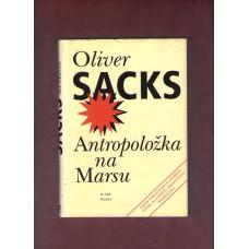 Sacks O. : Antropoložka na Marsu