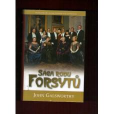 J. Galsworthy : Sága rodu Forsytů