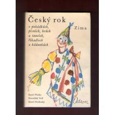 Český rok - Zima ( Plicka, Volf, Svolinský )