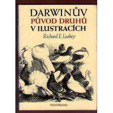 Darwinův původ druhů v ilustracích ( R. Leakey )