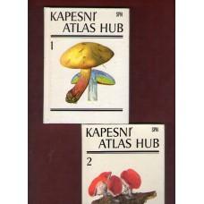 Doc. ing. A. Příhoda: Kapesní atlas hub 1, 2