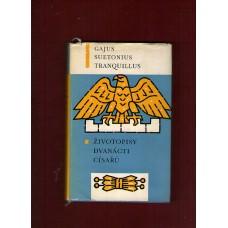 Suetonius : Životopisy dvanácti císařů