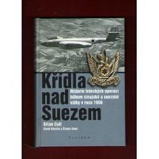 Křídla nad Suezem ( B. Cull )